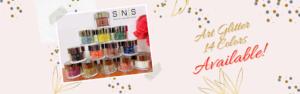 SNS Art of Glitter